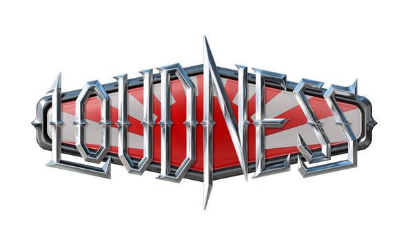 LOUDNESS ロゴ (okmusic UP\'s)