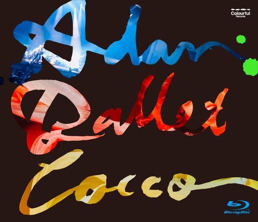 """Blu-ray『Cocco Live Tour 2016 """"Adan Ballet"""