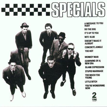 『THE SPECIALS』('79)/THE SPECIALS (okmusic UP\'s)