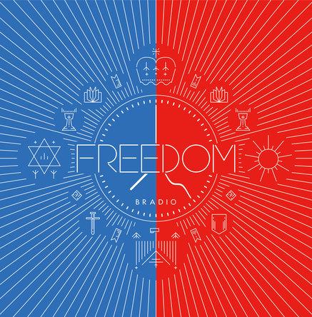 アルバム『FREEDOM』【初回盤・店舗販売限定】(CD+DVD) (okmusic UP's)