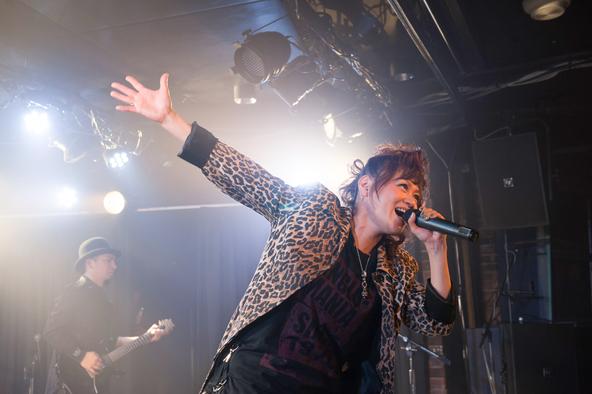 1月22日@東京・下北沢GARDEN (okmusic UP's)