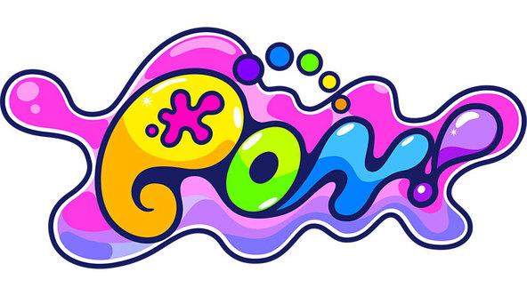 「PON!」ロゴ (okmusic UP's)