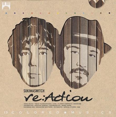 アルバム『re:Action』【通常盤】(CD) (okmusic UP's)
