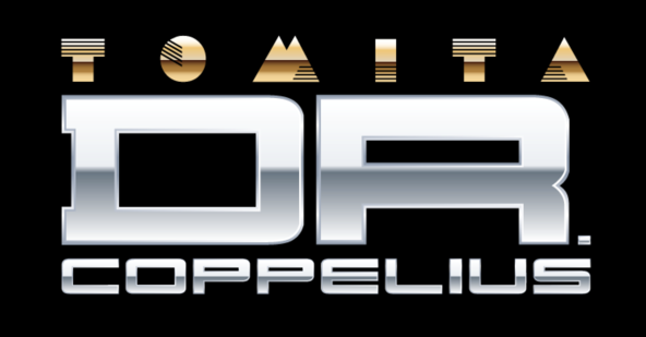 「ドクター・コッペリウス」ロゴ (okmusic UP's)
