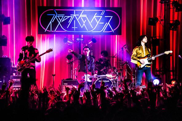 1月27日@Zepp DiverCity TOKYO (okmusic UP's)