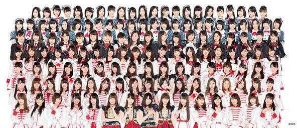 AKB48 (okmusic UP's)