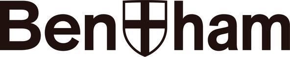 Bentham ロゴ (okmusic UP's)