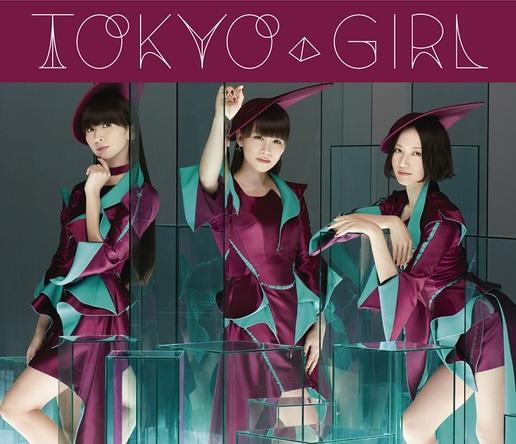 シングル「TOKYO GIRL」【初回限定盤】(CD+DVD) (okmusic UP's)