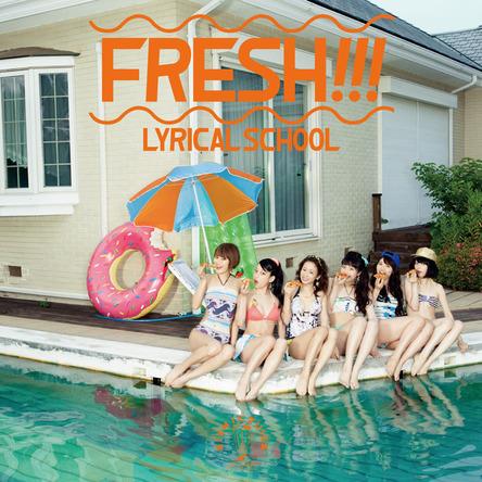 シングル「FRESH!!!」 【初回限定盤】  (okmusic UP's)