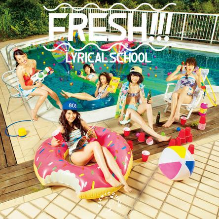 シングル「FRESH!!!」 【通常盤】  (okmusic UP's)