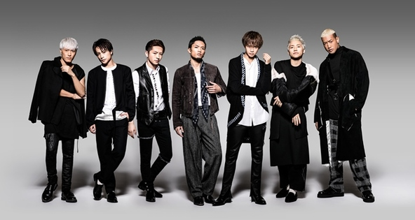 GENERATIONS from EXILE TRIBE (okmusic UP's)