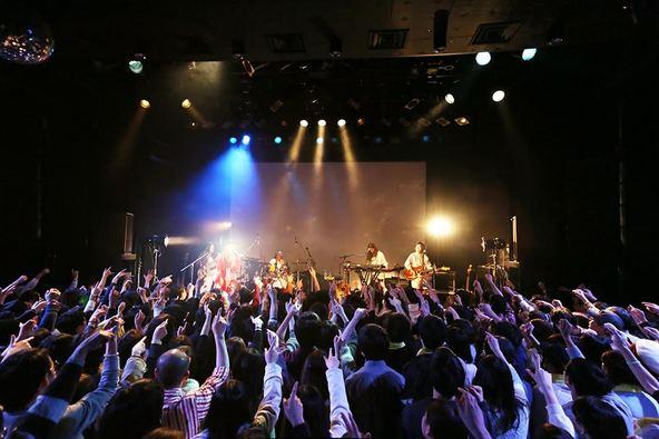 2月5日@東京・渋谷WWW X (okmusic UP's)