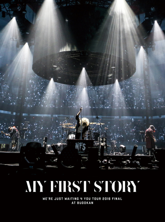 DVD&Blu-ray『We\'re Just Waiting 4 You Tour 2016 Final at BUDOKAN』 (okmusic UP\'s)