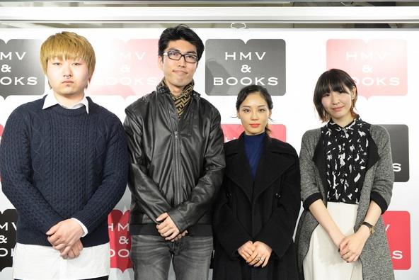 2月6日@HMV&BOOKS TOKYO (okmusic UP\'s)