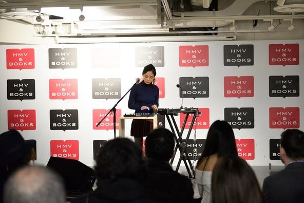 2月6日@HMV&BOOKS TOKYO (okmusic UP's)