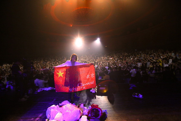 YOSHIKI 、6月6日に上海・北京で中国公演を開催 (okmusic UP's)