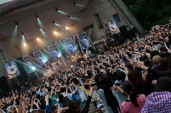 6月8日@日比谷野外大音楽堂 (okmusic UP's)