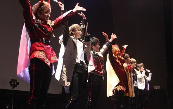 風男塾が6月8日(日)に女子限定イベント『風執事の会』を東京・恵比寿ザ・ガーデンホールにて開催。 (okmusic UP's)