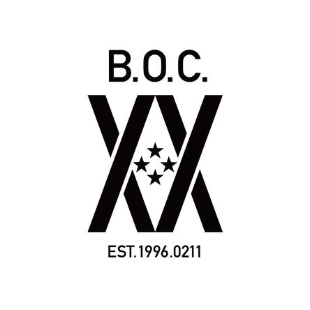 BUMP OF CHICKEN 20周年ロゴ (okmusic UP's)