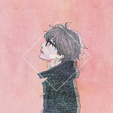 シングル「orion」【ライオン盤】 (c)羽海野チカ・白泉社/「3月のライオン」アニメ製作委員会(okmusic UP's)