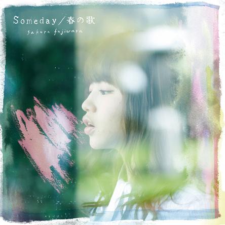 シングル「Someday / 春の歌」 (okmusic UP's)