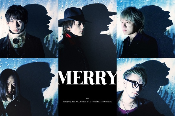 MERRY(okmusic UP's)