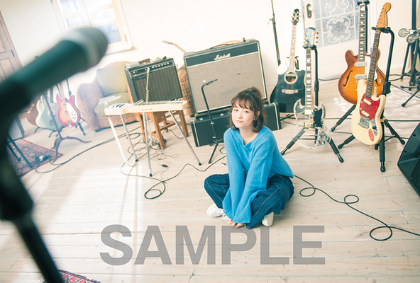 オリジナルポストカード【絵柄A】 (okmusic UP's)