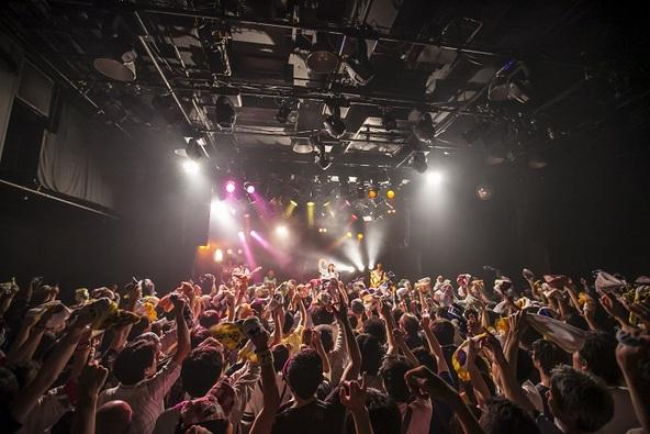 6月8日@代官山UNIT (okmusic UP's)