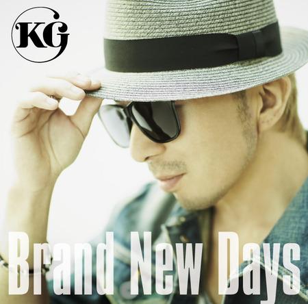 アルバム『Brand New Days』 (okmusic UP's)