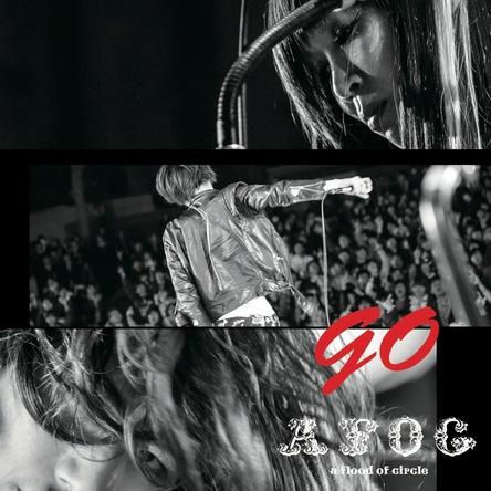 iTunes限定「GO + Live!!! At 日々谷野音」 (okmusic UP's)