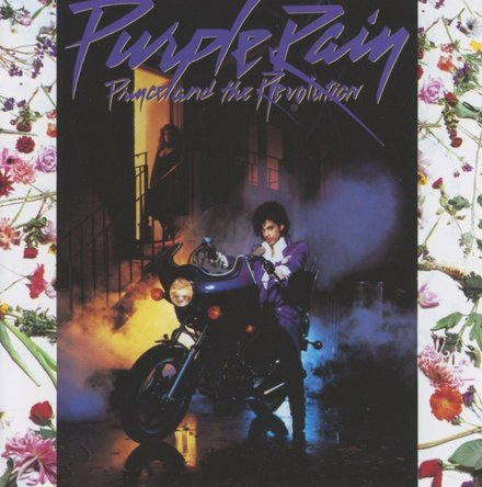 「Lets Go Crazy」収録アルバム『Purple Rain』(Prince) (okmusic UP\'s)