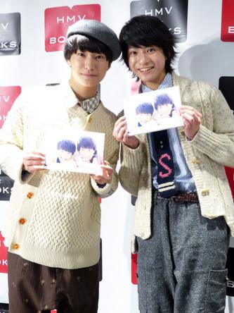 2月12日(周日)@ HMV&BOOKS TOKYO 6F活动空间(okmusic UP's)