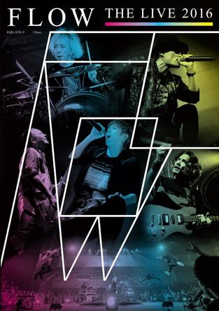 "DVD""FLOW THE LIVE 2016""(okmusic UP's)"