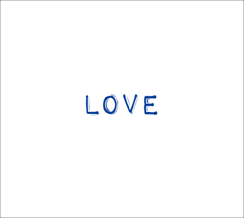 アルバム『LOVE』 (okmusic UP's)
