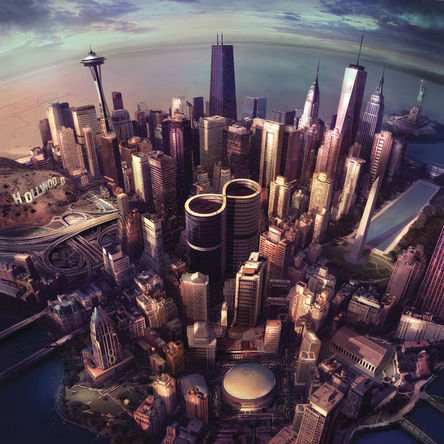 『Sonic Highways』 (okmusic UP\'s)