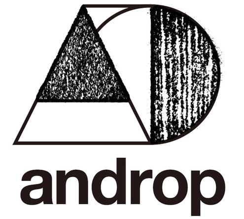 androp ロゴ (okmusic UP's)