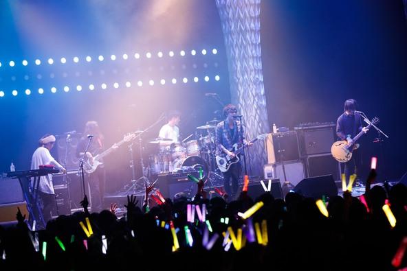 2月17日@東京・豊洲PIT(BIGMAMA) (okmusic UP's)