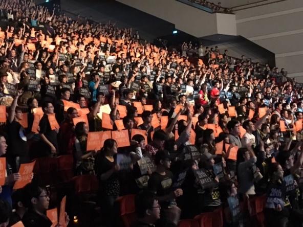 2月19日(日) @TICC台北国際会議センター (okmusic UP's)