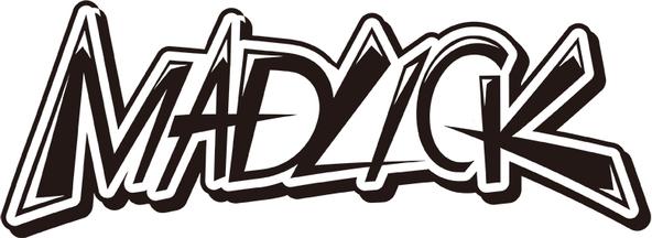 MADLICK ロゴ (okmusic UP's)