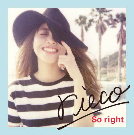 アルバム『So right』 (okmusic UP's)