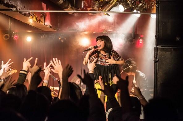 2月17日@渋谷チェルシーホテル (okmusic UP's)