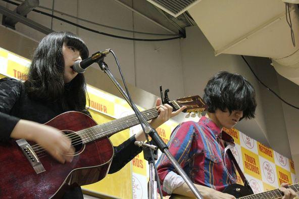 6月12日(木)@ タワーレコード新宿店 (okmusic UP\'s)