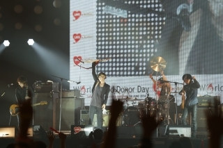 【[Alexandros]】6 月12日(木)@『LOVE  in  Action  Meeting  (LIVE)』@日本武道館 (okmusic UP's)