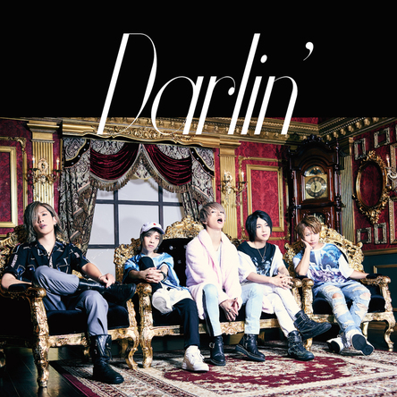 シングル「Darlin'」 (okmusic UP's)