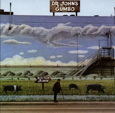 『Dr. John\'s Gumbo』('72)/Dr. John (okmusic UP\'s)