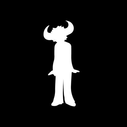 バッファローマン ロゴ (okmusic UP's)