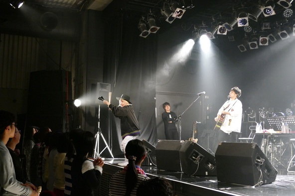 2月19日@札幌PENNY LANE 24 (okmusic UP\'s)
