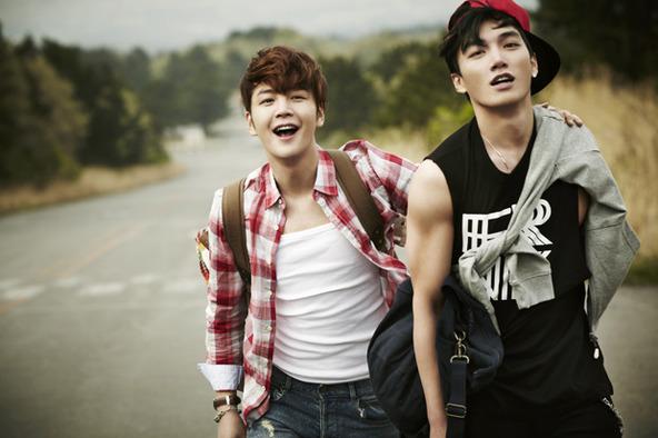"""チャン・グンソクとBIG BROTHERによるユニット""""TEAM H"""" (okmusic UP\'s)"""