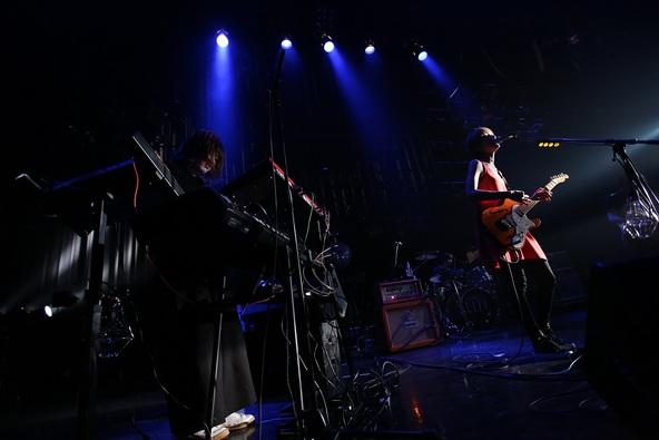 2月25日@赤坂BLITZ (okmusic UP's)