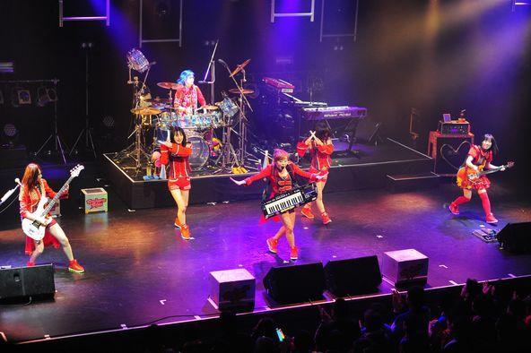 2月25日(土)@渋谷TSUTAYA O-EAST(Gacharic Spin) (okmusic UP's)